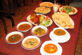 インド料理 ラージモニ RAJMONI