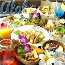 Hawaiian��Cafe & Bar Laple��ϥ磻���󡡥��ե� �� �С�����ץ��